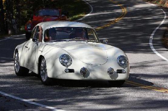 Porsche 356a Replicas