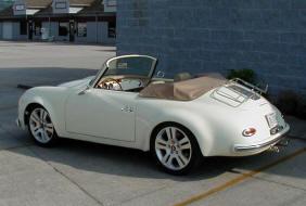 1957 Porsche 356 Speedster 1957 356A Coupe 1957 356A Cabriolet