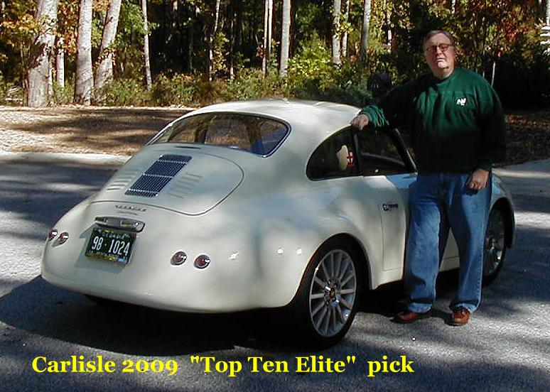 Porsche 356 Outlaw. at least 37 Porsche 356